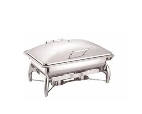 长方型液压式钢盖高级餐炉