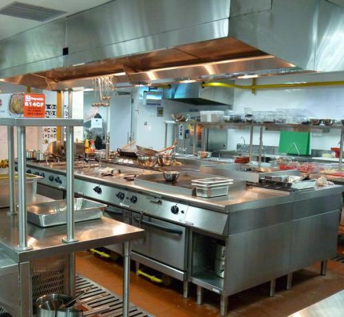 厨房中餐设备