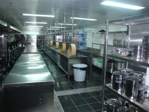 小餐馆厨房设计与小型饭店厨房设计的注意事项