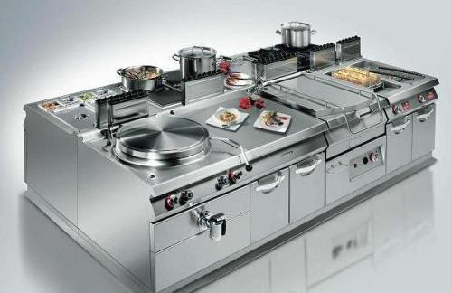 普通西餐厅厨房设备有哪些?