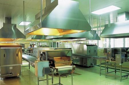 论中央厨房设备与传统厨房设备有什么区别?
