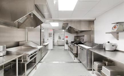 酒店厨房设备的选择六大要素